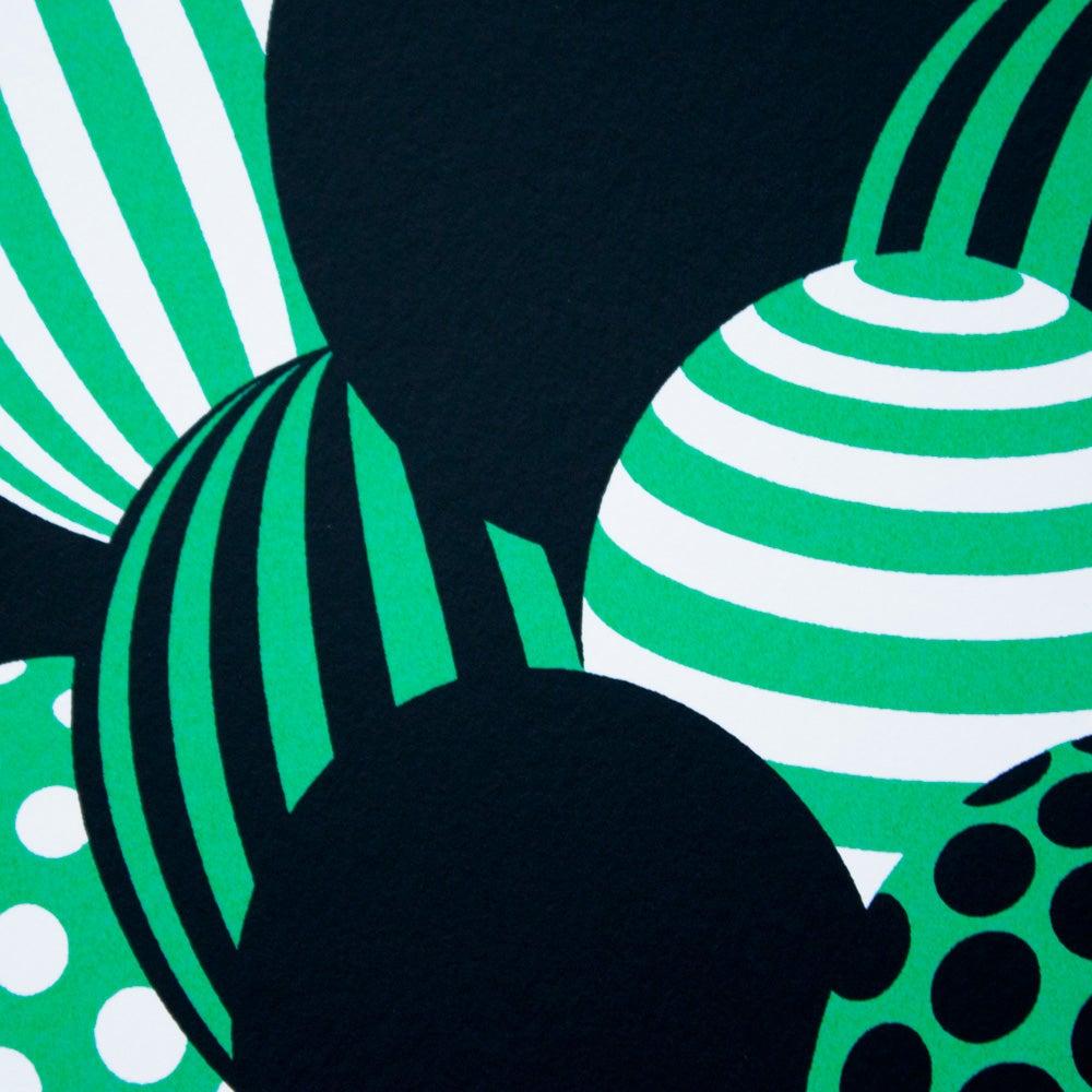 Green Balloons