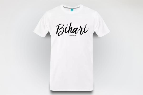 Image of Bihari T-shirt - White