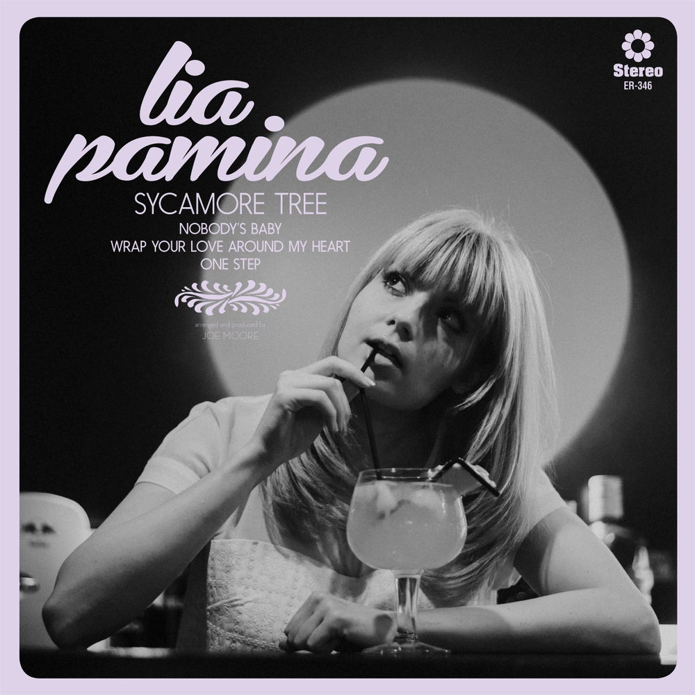 "Image of LIA PAMINA - Sycamore Tree (Limited Edition Clear 7"" Vinyl + MP3s)"