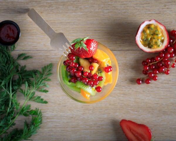 Image of Salade de fruits exotiques