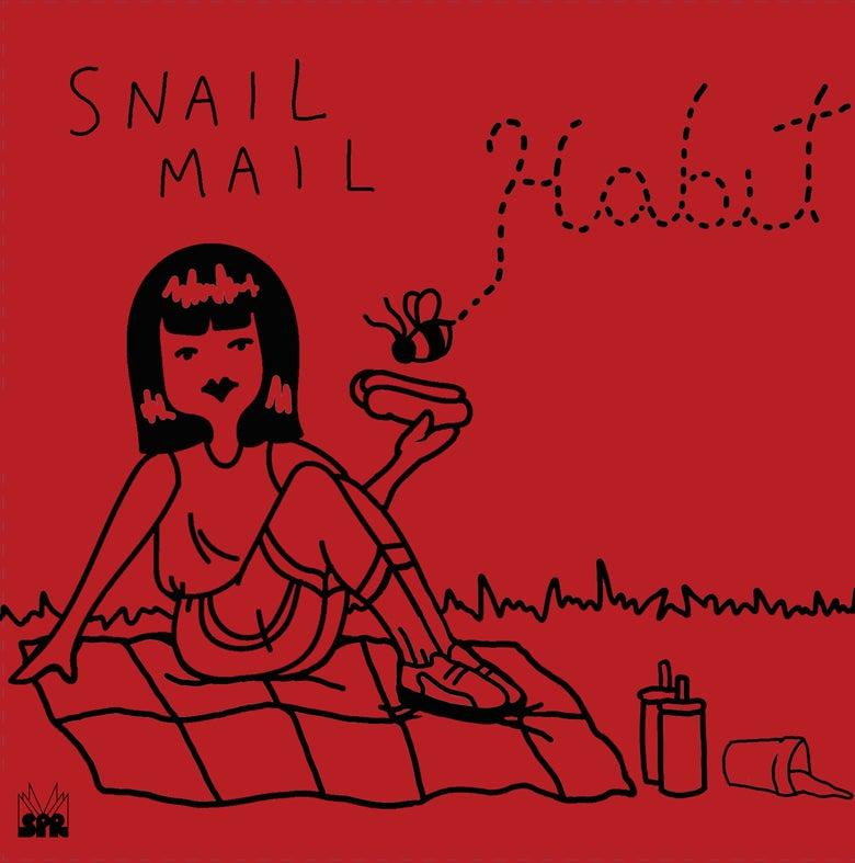 Image of Snail Mail - Habit VINYL (SPR-017)
