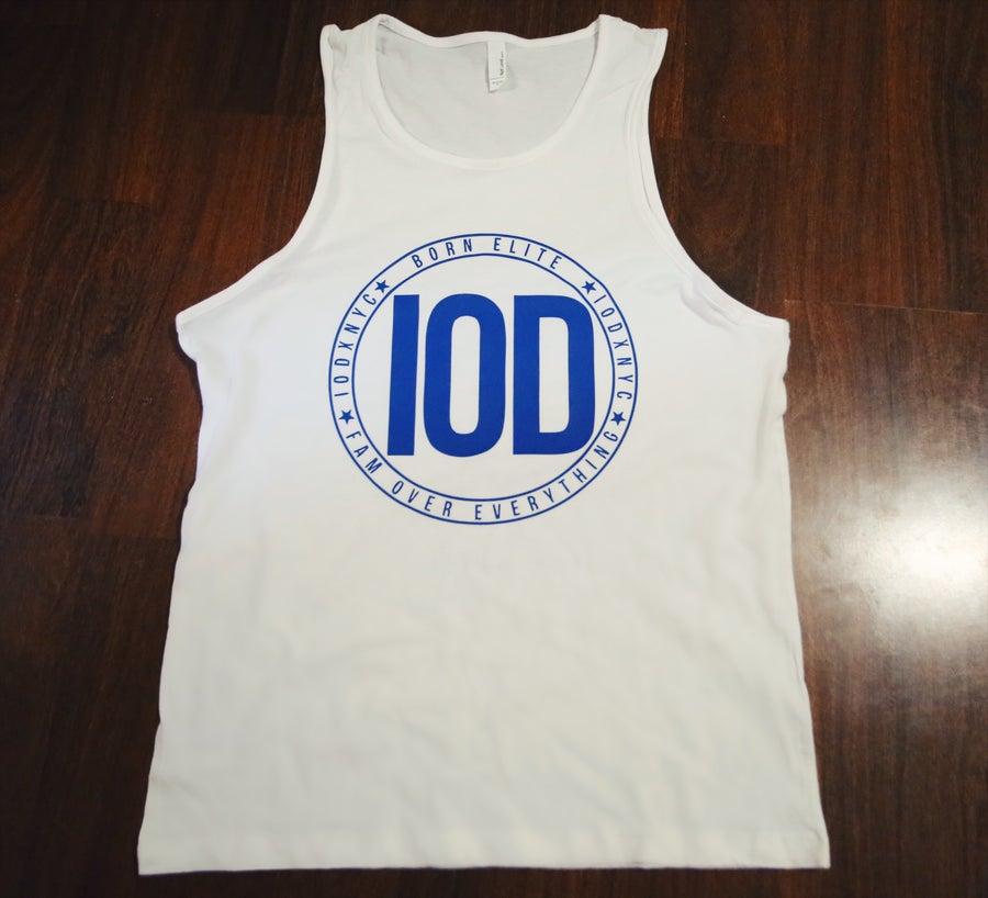 Image of IOD logo Tank
