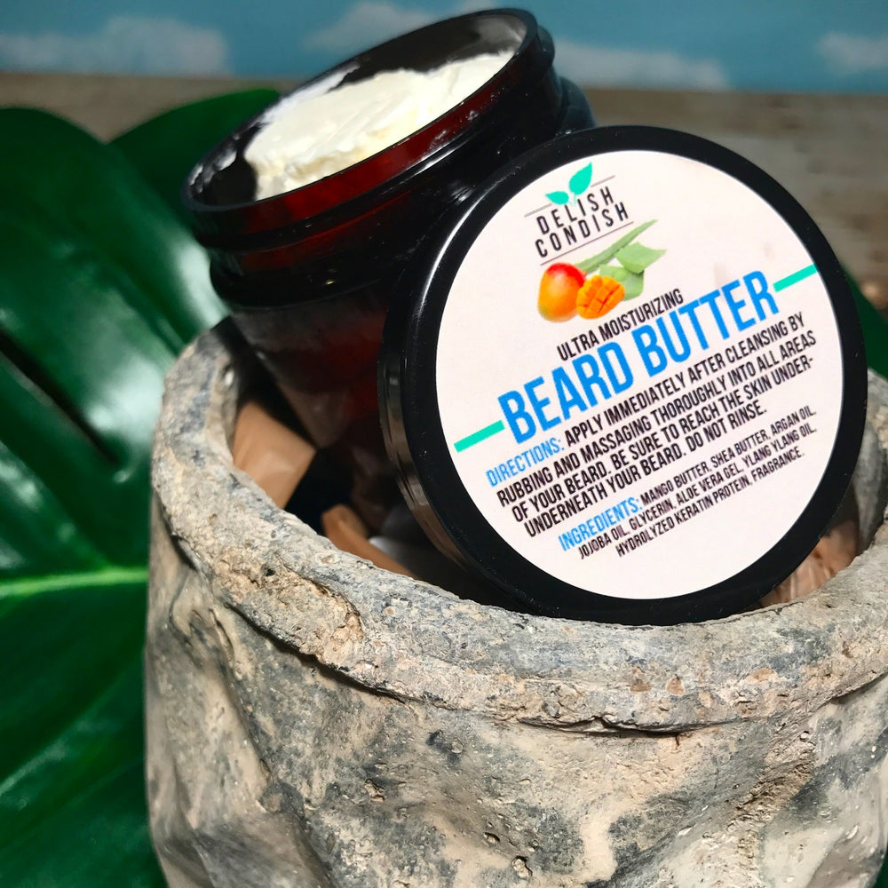 Image of Ultra Moisturizing Beard Butter