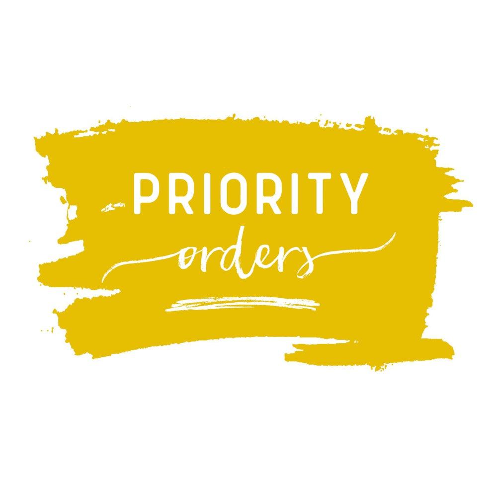 Image of Priority Orders