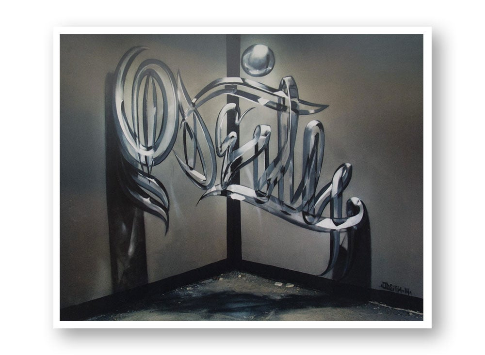 Image of Odeith Glossy Glass (Signed)