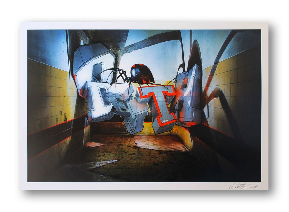 Image of Odeith - Deadly Room