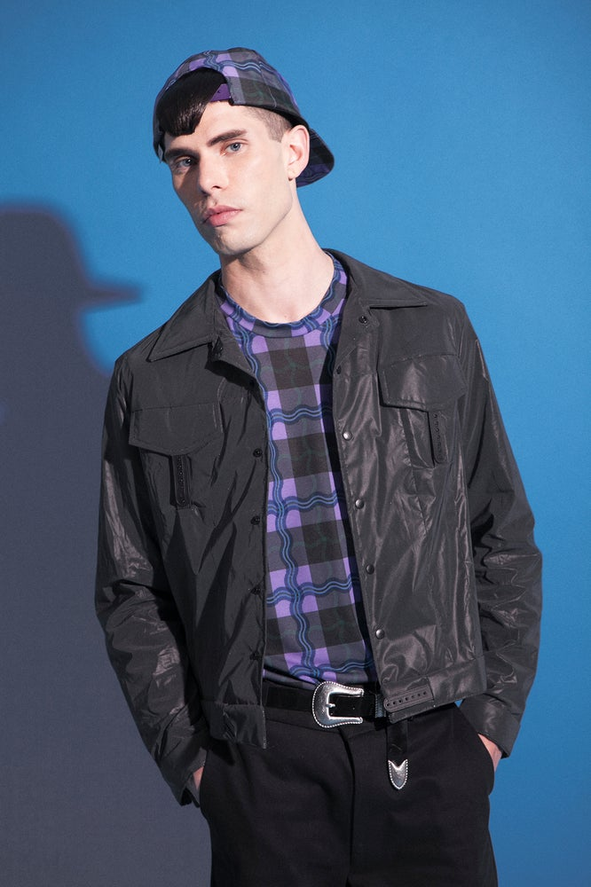 Image of reflective jacket