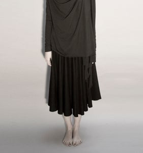 Image of SACRED: TUTELARY CIRCLE SKIRT