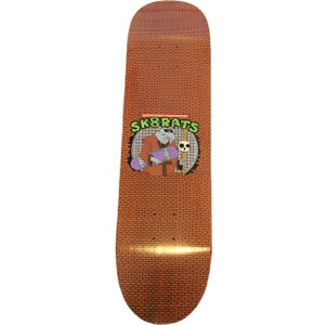 Image of SK8RATS Master Splinter Skateboard