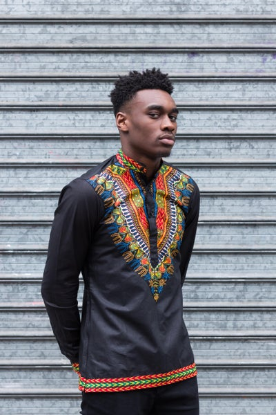 Image of Chemise Dashiki 30% Off