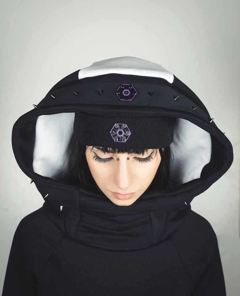 Image of TEMMINCK MONOCRHOME DRESS