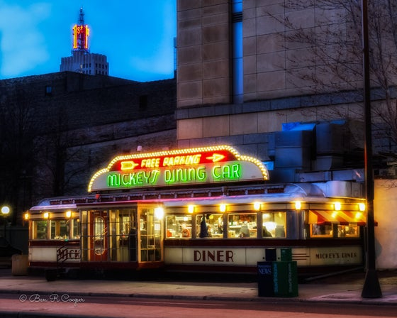 Image of Mickey's Diner