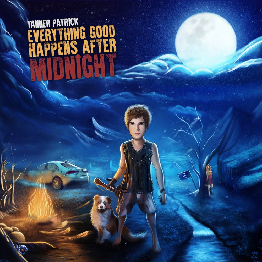 Image of Everything Good Happens After Midnight - EP
