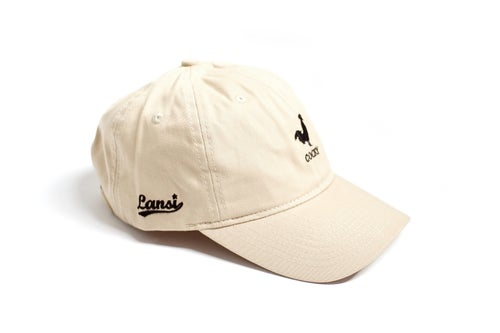 "Image of LANSI ""Cocky"" Baseball Cap"