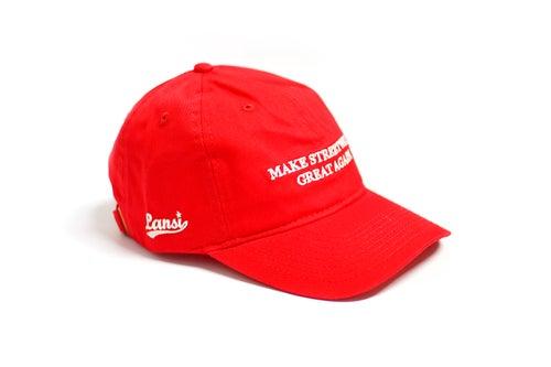 """Image of LANSI """"Greatness"""" Baseball Cap"""