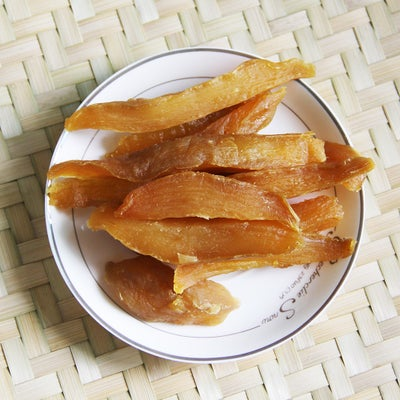 Image of Traditional Half-Dried Sweet Potato Chewy Snack