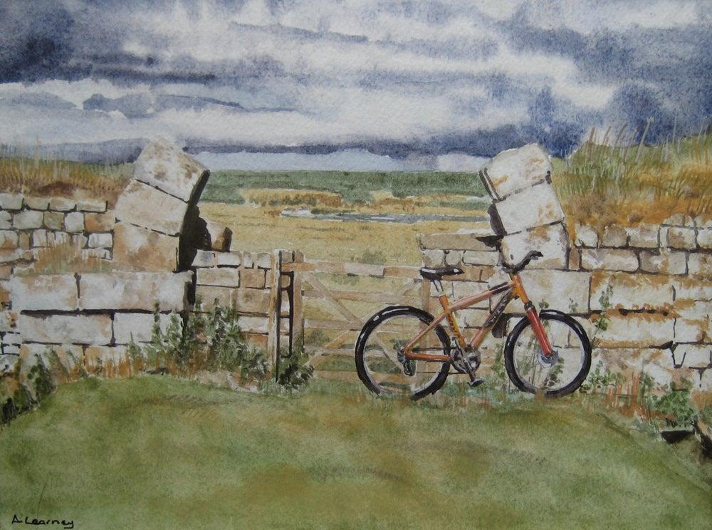Image of Mountain Bike, Hadrian's Wall