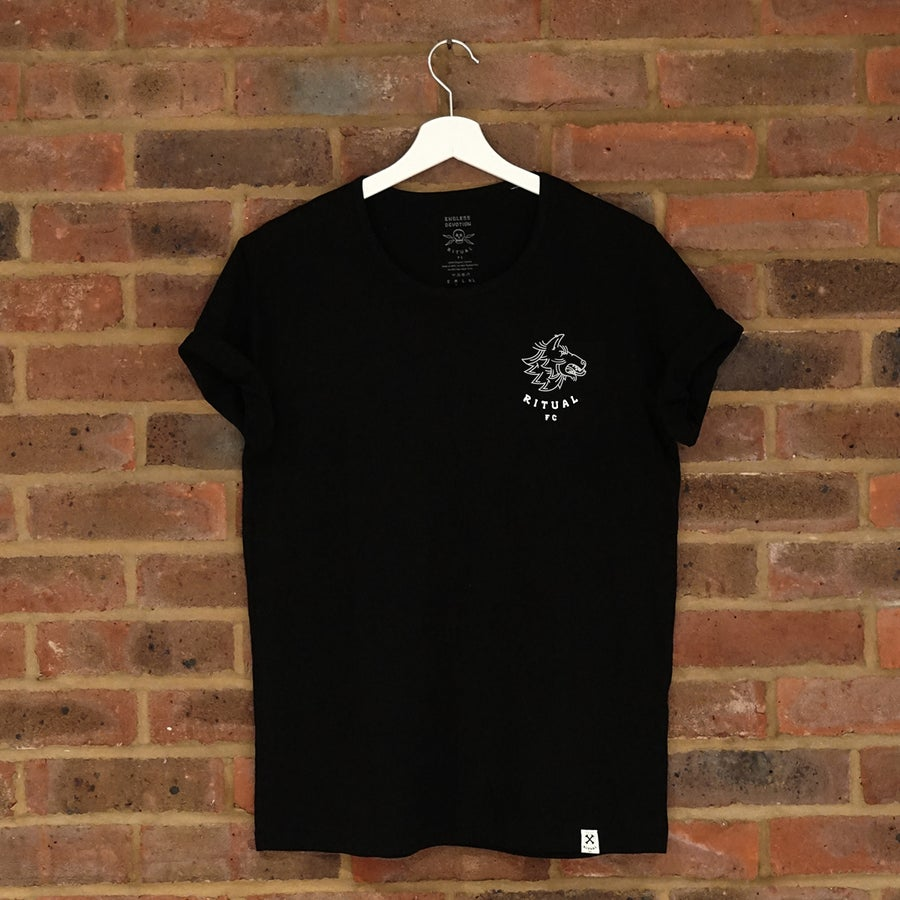 Image of THE LONE WOLF - PRE ORDER - MENS & WOMENS