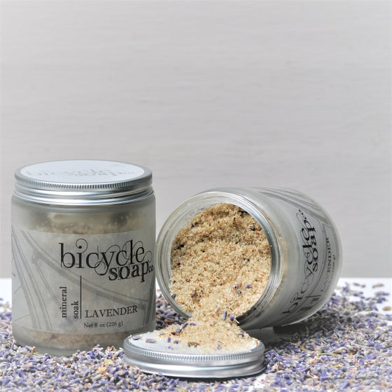 Image of Lavender Mineral Soak