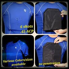 Image of Shirt W/Dual Level IIIA Threat 4 Panels
