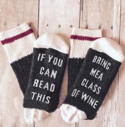 Image of Wine Socks