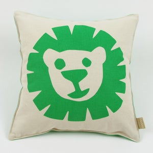 Image of Personalised Lion Cushion