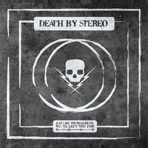 "Image of Death By Stereo ""Just Like You'd Leave Us, We've Left You For  Dead"" CD EP"