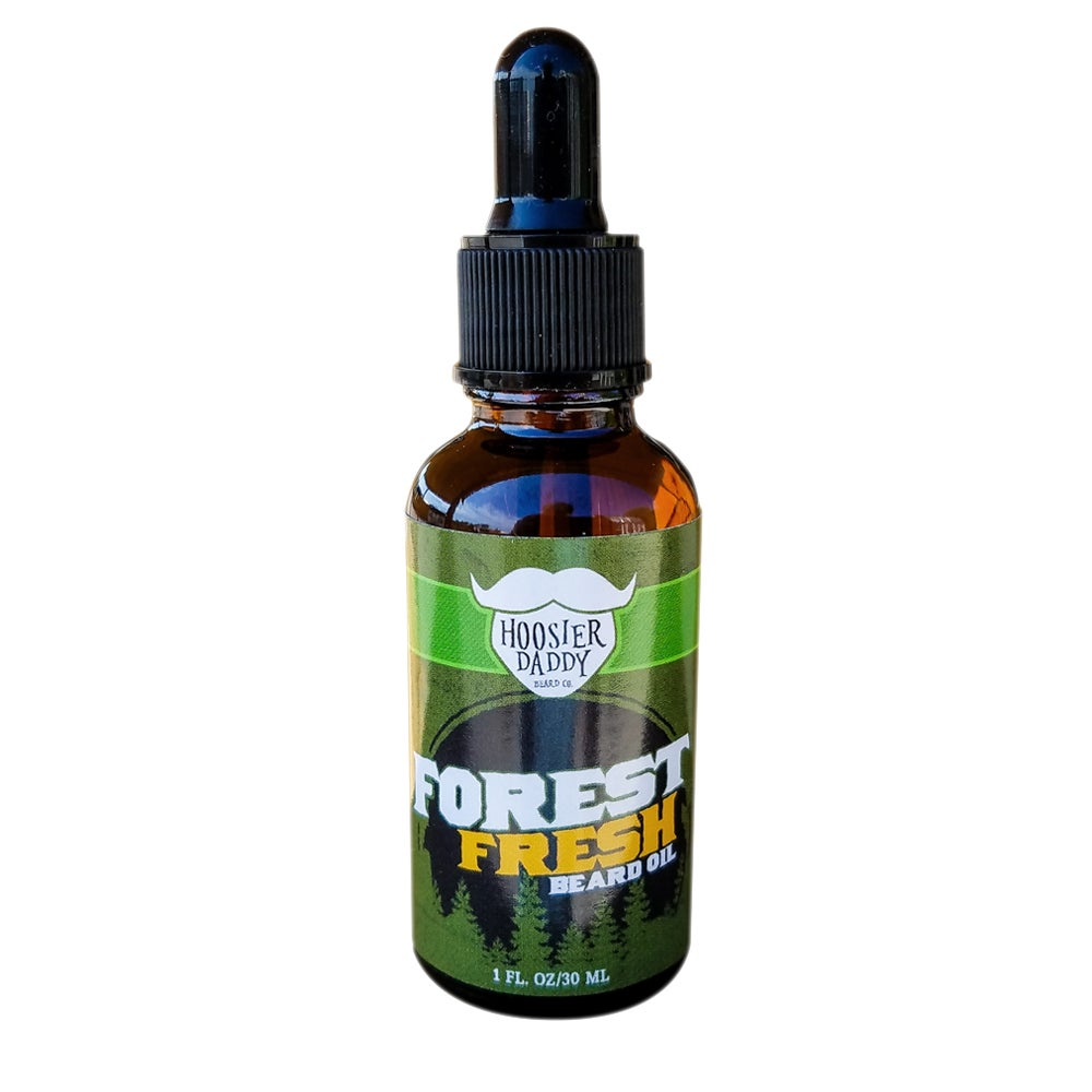 Image of Hoosier Daddy Forest Fresh Beard Oil