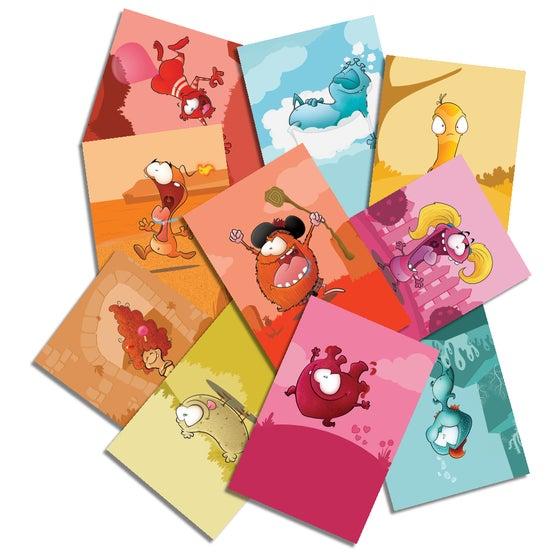 Image of BAHOOCHIE! Mini-Print Bundle