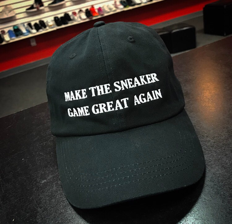 "Image of Sole Food Kicks ""MTSGGA"" Dad Hat"