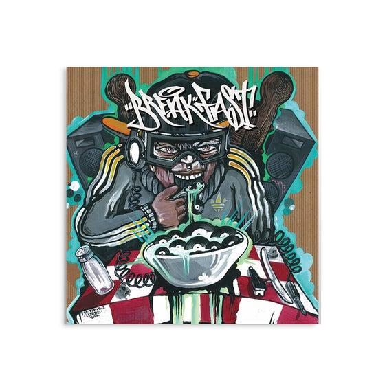Image of Breakfast - Double 7 Inch Vinyl Record Set