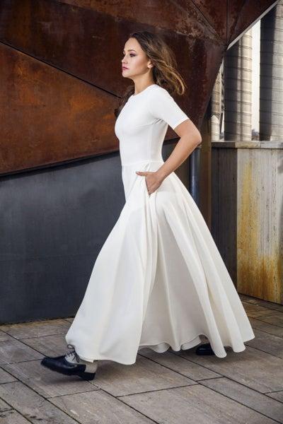 Image of Leda Blanco dress