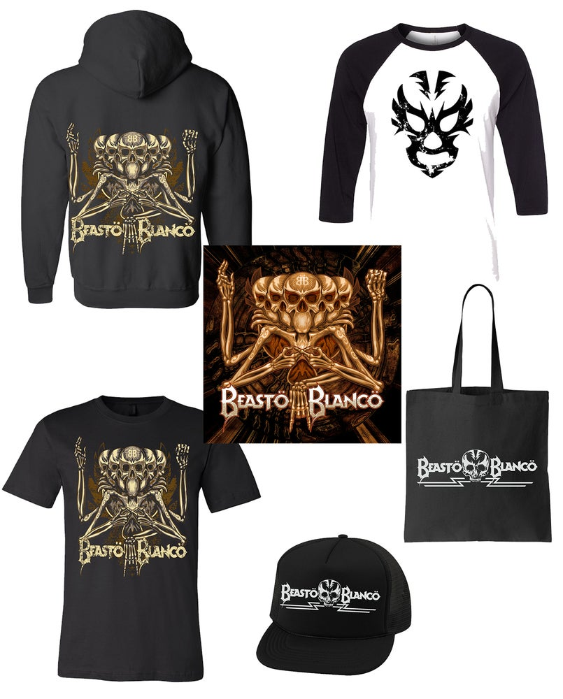 "Image of OFFICIAL - BEASTO BLANCO - ""LOYAL BEAST"" BUNDLE"