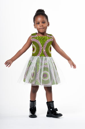 Image of Afia Dress