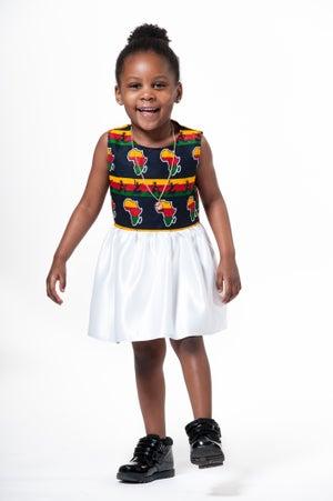 Image of Zuwena Dress