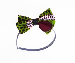 Image of African Print Headband