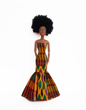 Image of Extra Outfit Fishtail Dress