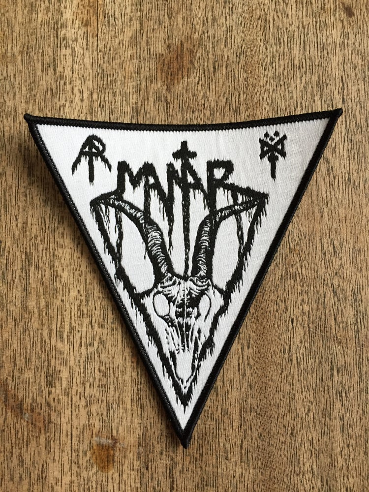 Image of Mantar Patch white