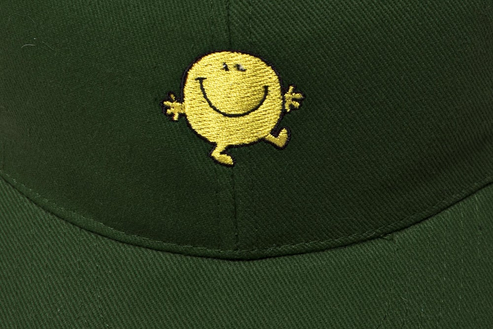 Image of Casquette Monsieur Madame Dark Green