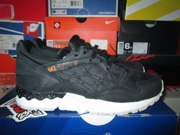 "Asics Gel Lyte V (5) ""Rose Gold - Blk"" - areaGS - KIDS SIZE ONLY"