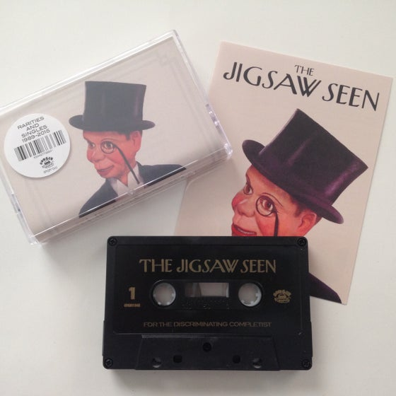 "Image of ""The Jigsaw Seen For The Discriminating Completist"" cassette"