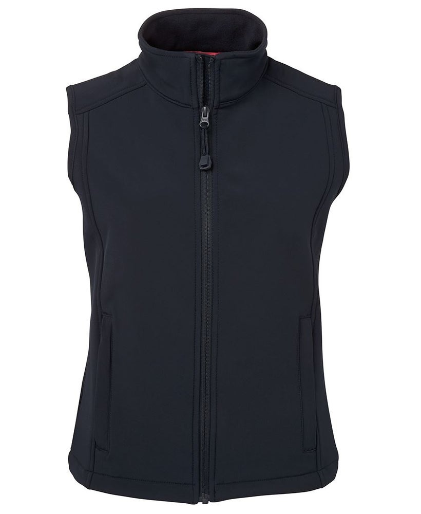 Image of Soft Shell Vest - Ladies
