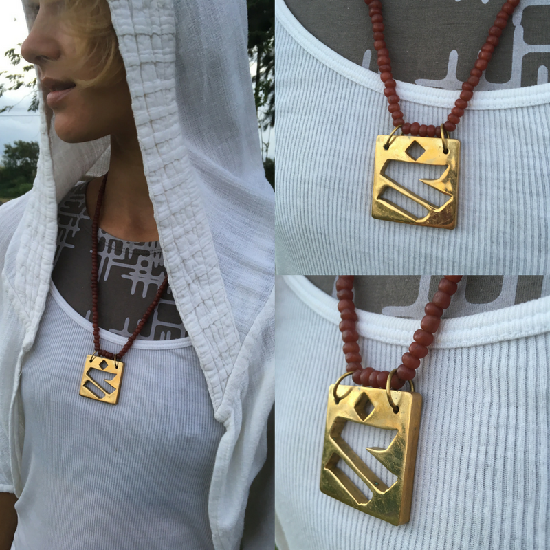 Image of Slow Down Necklace