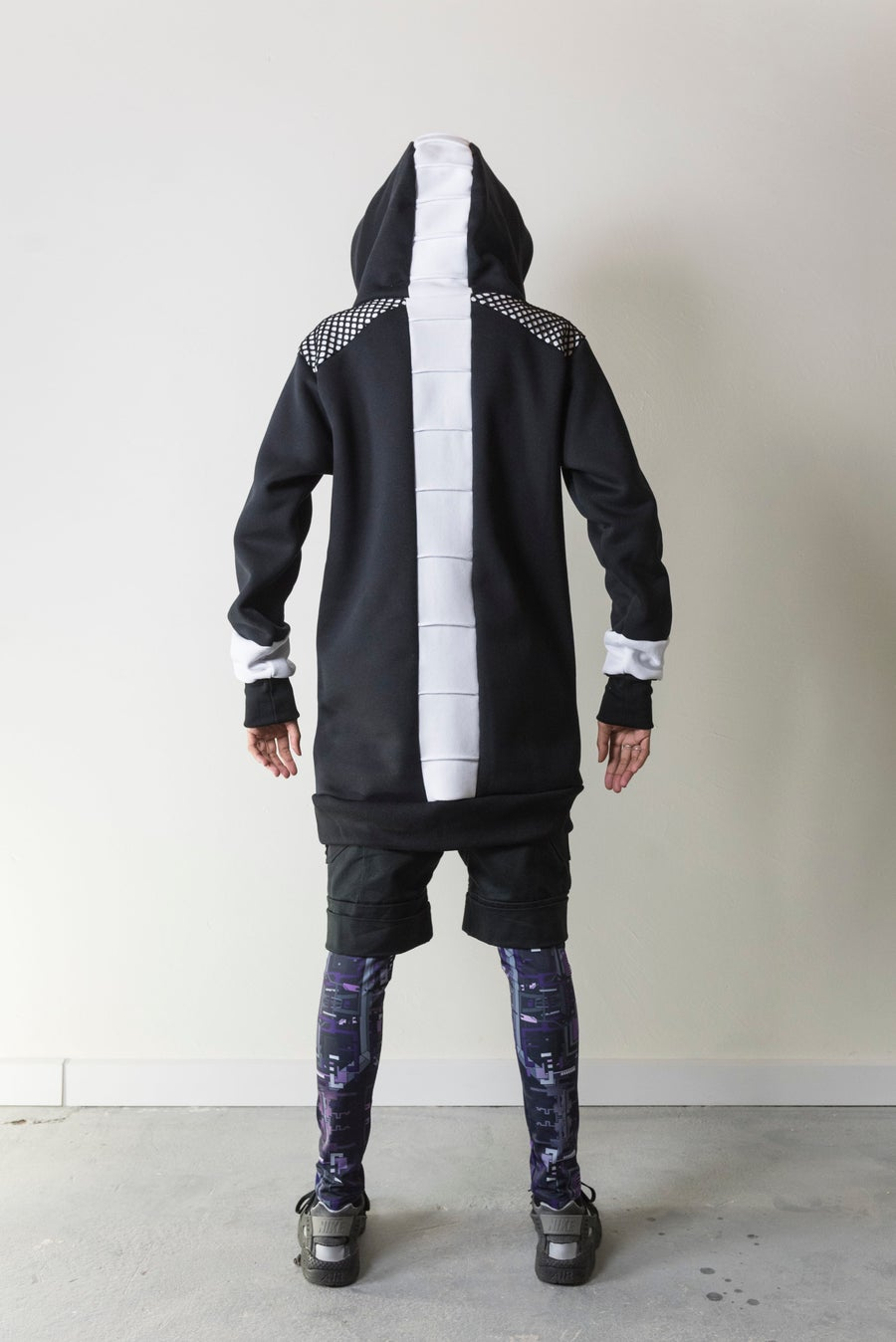 Image of MONOCHROME SPACELAB HOODIE
