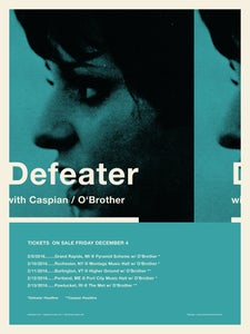 Image of Defeater Tour 2016