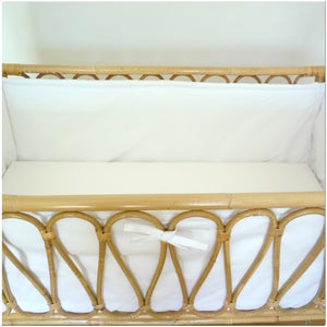 Image of Vestiduras completas a medida para cunas-minicunas rectangular