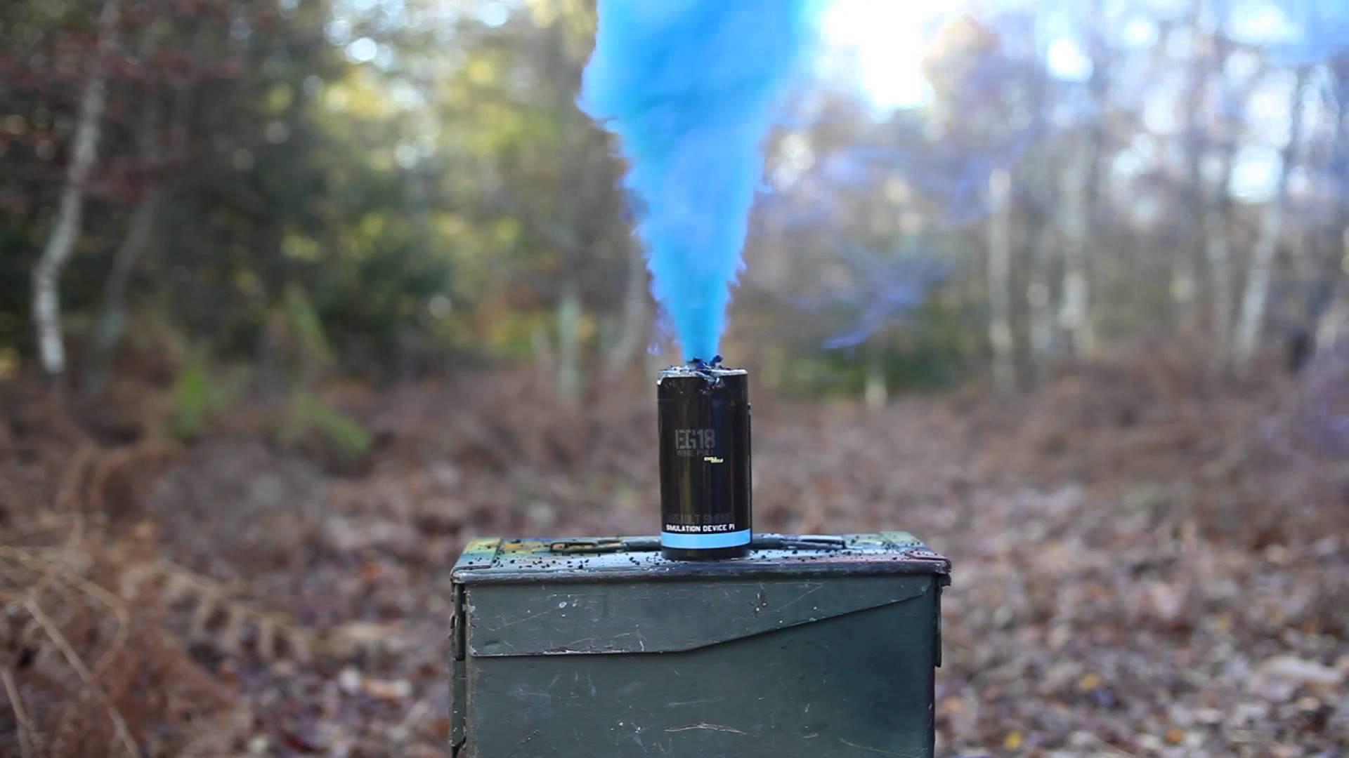 Image of EG18 Smoke Grenade Bundle