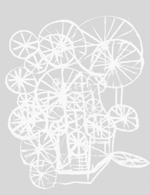 Image of Wheel of Life, T-Shirt, 2017