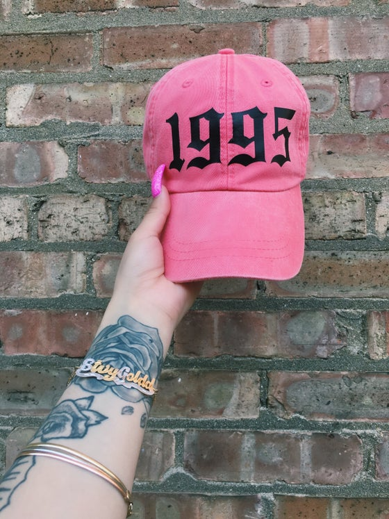 Image of Coral Cap (90's Babies)