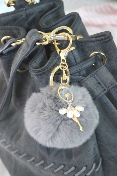 Image of Ballet Keychain